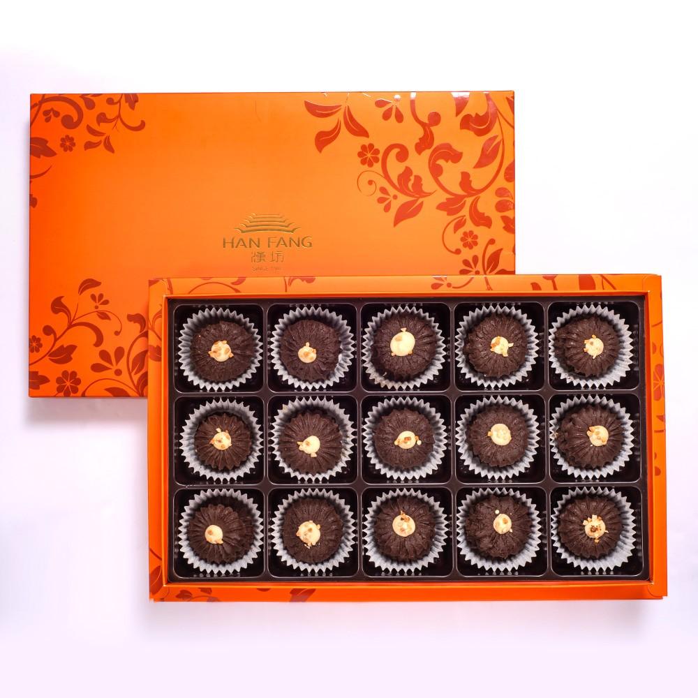 【御藏】雲朵曲奇-優格巧克力15入禮盒