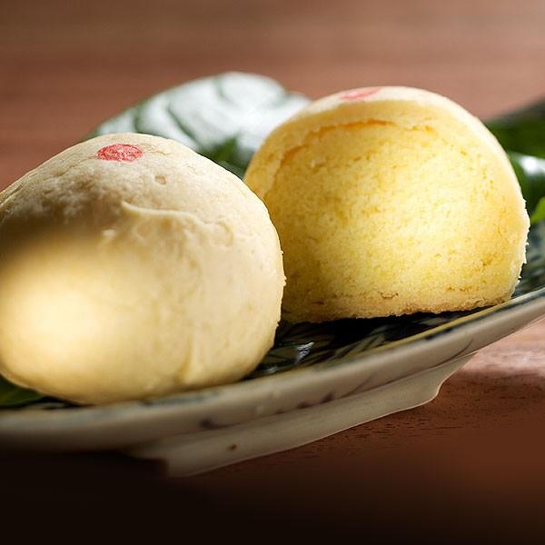漢坊養生佳點【綠豆小月餅】蛋奶素