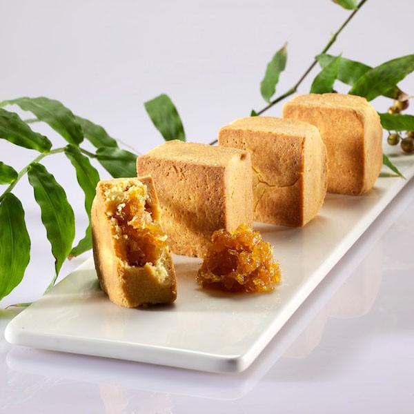 漢坊天然美饌軟Q彈牙【土鳳梨酥】蛋奶素