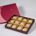 【金饌】純綠豆椪12入禮盒(蛋奶素)