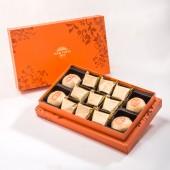 【御藏】綜合13入禮盒★綠豆椪*2+純綠豆椪*2+土鳳梨酥*9