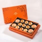【御藏】綜合13入禮盒★綠豆椪*2+純綠豆椪*2+金沙弄月*9
