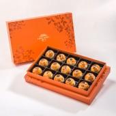沖繩黑糖蛋黃酥15入禮盒