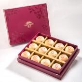 【金饌】綜合12入禮盒★綠豆椪*6+純綠豆椪*6