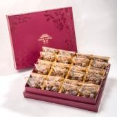 【金饌】咖啡胡桃堅果塔24入禮盒