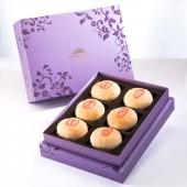 【臻饌】綜合6入禮盒★綠豆椪*3+純綠豆椪*3