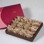 【金饌】辣味夏威夷豆堅果塔24入禮盒