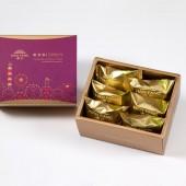 【典藏】鳳梨核桃6入禮盒(蛋奶素)