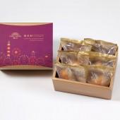 【典藏】焦糖栗子6入禮盒(蛋奶素)