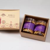 【典藏】原味杏仁手工餅乾2入禮盒(蛋奶素)