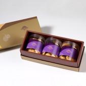 【御點】原味杏仁手工餅乾3入禮盒(蛋奶素)